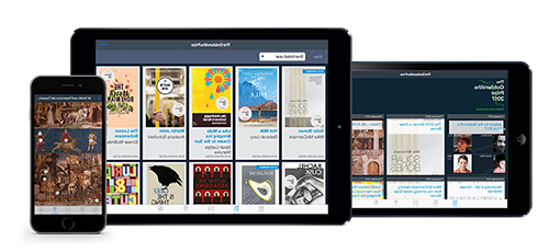 The Goldsmiths Prize app is available for tablet and mobile